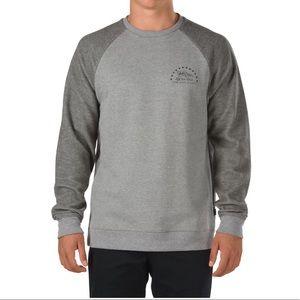 VANS - men's crew sweatshirt